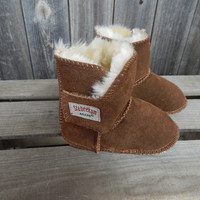 Infant Welly by Western Chief {Wheat} | 923120
