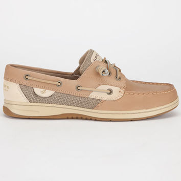 Sperry Top-Sider Ivyfish Womens Boat Shoes Linen/Oat  In Sizes