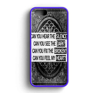 Bring Me To The Horizon Can You Feel My Heart Bmth iPhone 5 Case Available for iPhone 5 Case iPhone 5s Case iPhone 5c Case iPhone 4 Case