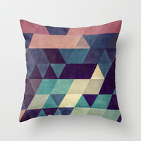 cryyp Throw Pillow by Spires | Society6