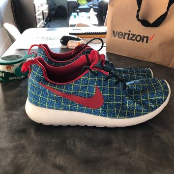 Nike Roshe Run Tech Database Size 11.5 RARE SAMPLES