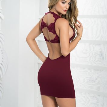 Daring Short Dress