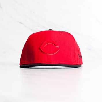New Era Cincinnati Reds 59 Fifty - 'Red/Black'