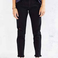 Nobody Denim Beau Jean - Revise Black - Black