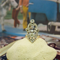 Edwardian Diamond Ring | Shop | Erstwhile Jewelry Co.$3,000.00