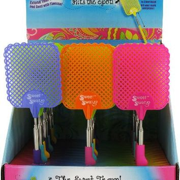 Extendable Fly Swatter - 48 Units