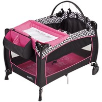 Portable BabySuite 300 PlayYard Marianna 344977380 | Baby Play Yards | Activity | Baby | Burlington Coat Factory