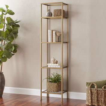 Staci Mini Bookcase