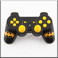 Batman Themed Custom PS3 Controller