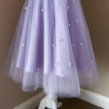 Icy Collection Tulle skirt