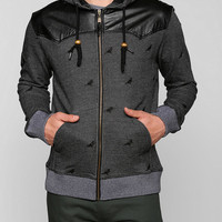 Staple Woolworth Zip-Up Hoodie Sweatshirt  - Urban Outfitters