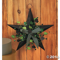 St. Patrick's Day Barn Star