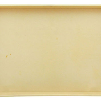 Antique French Ivory Celluloid Tray