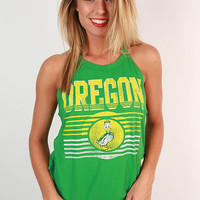 University of Oregon Tank