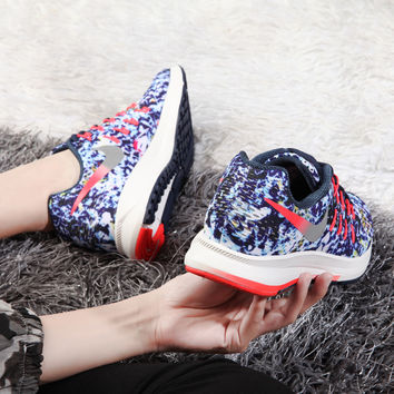 """""""NIKE"""" Trending Fashion Casual Sports Shoes Multi-color"""