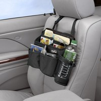 Swing Away Vehicle Seat Organizer