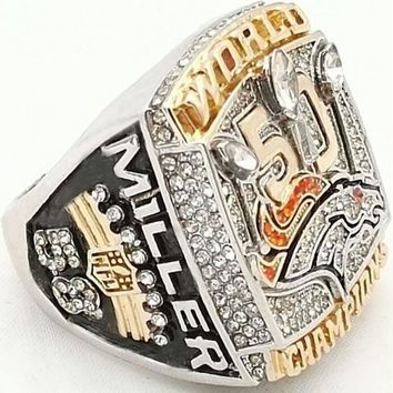 NFL - Denver Broncos Super Bowl 50 Championship Ring