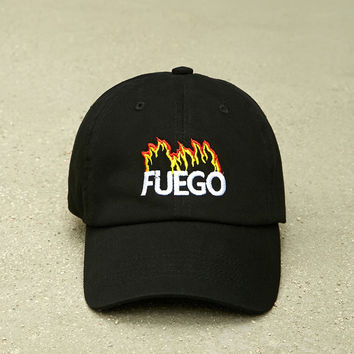HatBeast Fuego Dad Cap