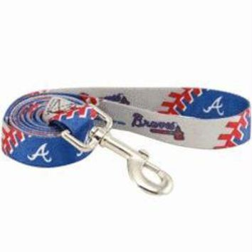 CUPUPHP Atlanta Braves Dog Leash