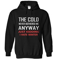 I Hate Winter