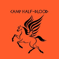 Camp Half Blood T-shirts & Accessories- Teesty