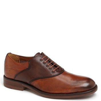 Men's J&M 1850 'Decatur' Saddle Shoe,