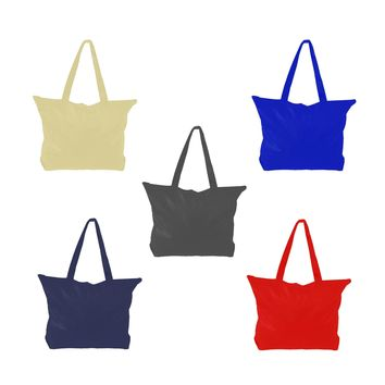 Non-Woven Convention Trade Show Reusable Bags with Gusset - GN26