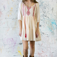 Lorena Tassel Dress