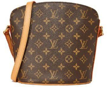Louis Vuitton Monogram Drouot Bag (Previously Owned)