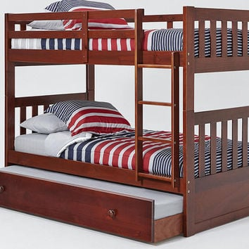 Underwood Twin over Twin Bunk Beds