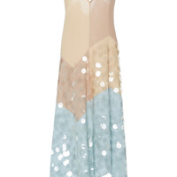 Sequin Slip Dress | Moda Operandi