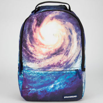 Sprayground Galaxy Storm Backpack Space Blue One Size For Men 24227027201