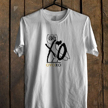 Drake Owl OVOXO Art T Shirt Mens T Shirt and Womens T Shirt **