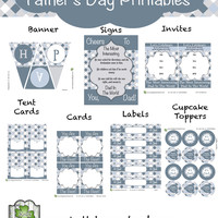 Funny Father's Day Printables