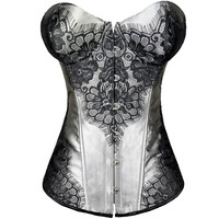 Shaper Sexy Waist Body Palace Slim Lace Corset [4965266372]