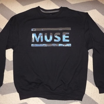 Reserved for Fayruz- Muse Crewneck Sweatshirt