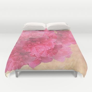 In the Pink Duvet Cover by Anipani