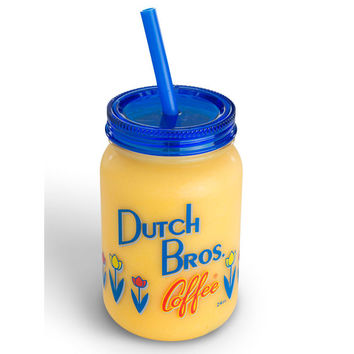 Mason Jar Mug | Dutch Bros. Coffee - DutchWear