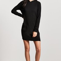 Mini Hoodie Dress