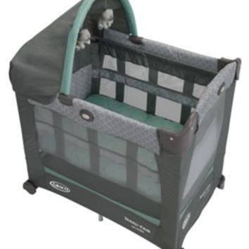 Travel Lite® Crib With Stages   gracobaby.com