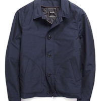 Nylon Deck Jacket in Midnight