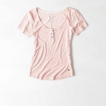 AEO SOFT & SEXY BABY HENLEY