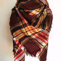Hot winter scarf for women NO.19 & Winter Gift