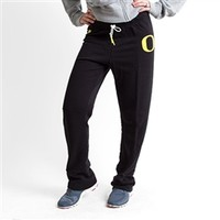 Juniors Black Nike Oregon Rally Sweat Pants