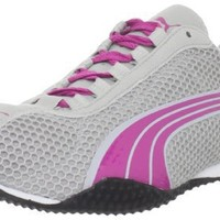 PUMA Women's H-Street NM Running Shoe, Grey Violet/Raspberry Rose, 9 M US