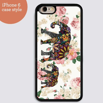 iphone 6 cover,Elephant flowers Elephant iphone 6 plus,Feather IPhone 4,4s case,color IPhone 5s,vivid IPhone 5c,IPhone 5 case Waterproof 321