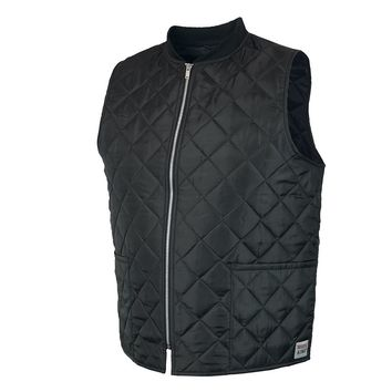 Work King Quilted Freezer Vest
