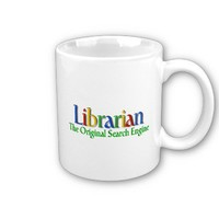 Librarian Original Search Engine Mugs from Zazzle.com