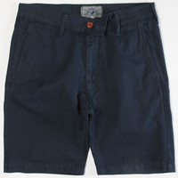 Wellen Jack Mens Shorts Navy  In Sizes