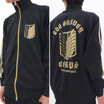 Survey Corps Jersey [Advance Giant] | COSPA | COSPA, inc. Character Goods & Apparel Production Sales COSPA.